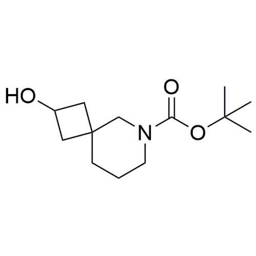 tert-butyl 2-hydroxy-6-azaspiro[3.5]nonane-6-carboxylate