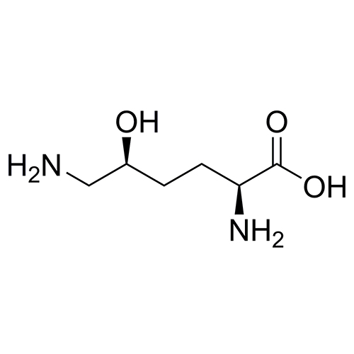 (5S)-5-hydroxy-L-lysine