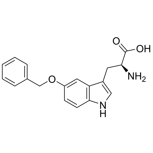 (2S)-2-amino-3-[5-(phenylmethoxy)indol-3-yl]propanoic acid