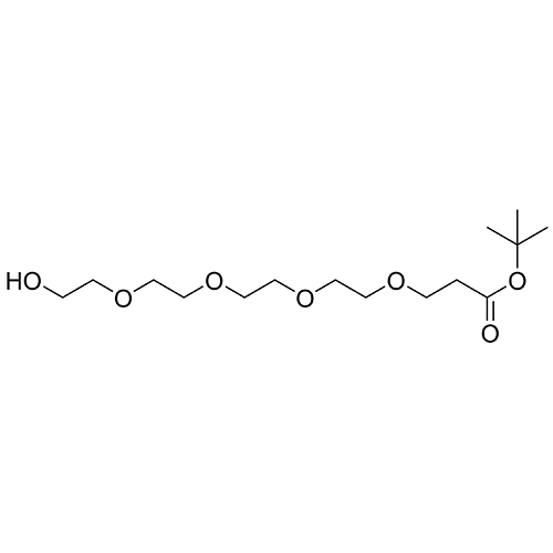 Hydroxy-PEG-4-t-butyl ester