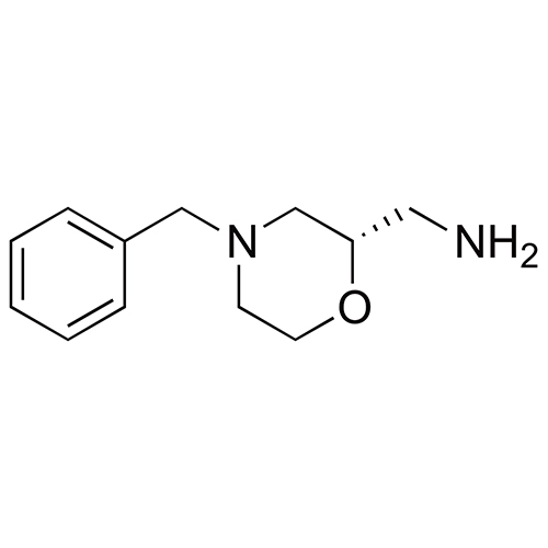 [(2S)-4-benzylmorpholin-2-yl]methanamine