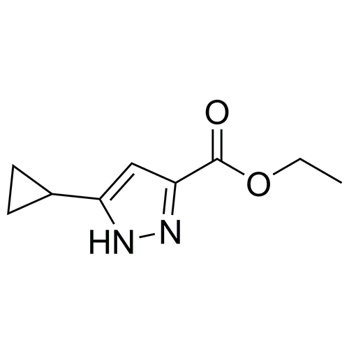 ethyl 5-cyclopropyl-1H-pyrazole-3-carboxylate