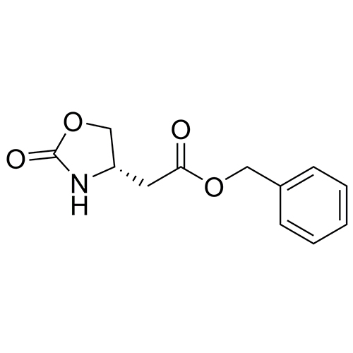benzyl (S)-2-(2-oxooxazolidin-4-yl)acetate