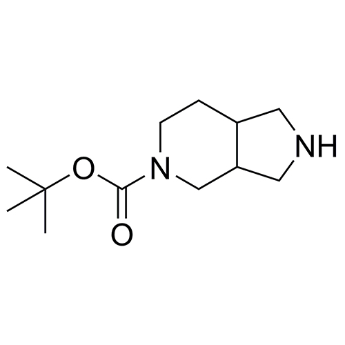 tert-butyl octahydro-1H-pyrrolo[3,4-c]pyridine-5-carboxylate