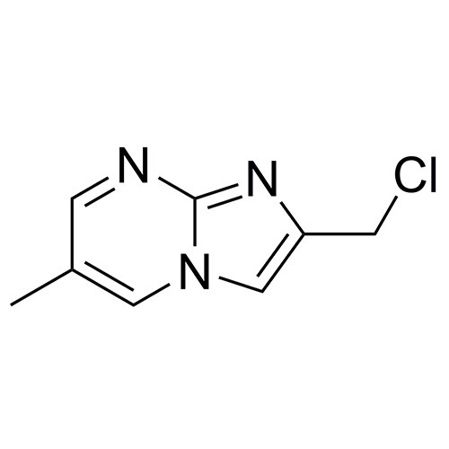2-(chloromethyl)-6-methylimidazo[1,2-a]pyrimidine