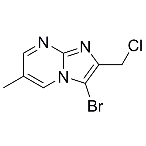 3-bromo-2-(chloromethyl)-6-methylimidazo[1,2-a]pyrimidine