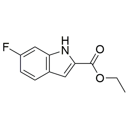ethyl 6-fluoro-1H-indole-2-carboxylate