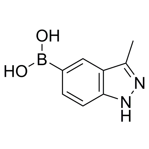 (3-methyl-1H-indazol-5-yl)boronic acid