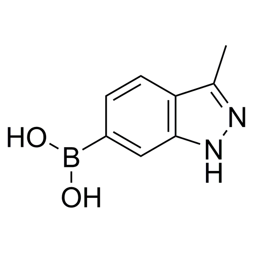 (3-methyl-1H-indazol-6-yl)boronic acid