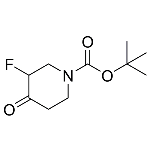 tert-butyl 3-fluoro-4-oxopiperidine-1-carboxylate