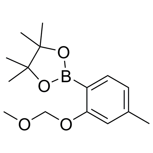 2-[2-(methoxymethoxy)-4-methylphenyl]-4,4,5,5-tetramethyl-1,3,2-dioxaborolane