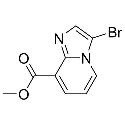 methyl 3-bromoimidazo[1,2-a]pyridine-8-carboxylate