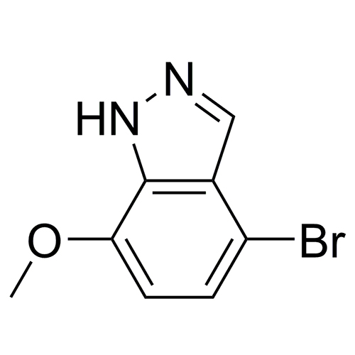 4-bromo-7-methoxy-1H-indazole