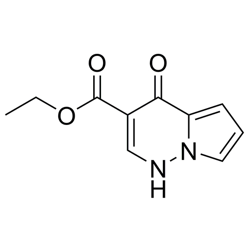 ethyl 4-oxo-1H,4H-pyrrolo[1,2-b]pyridazine-3-carboxylate