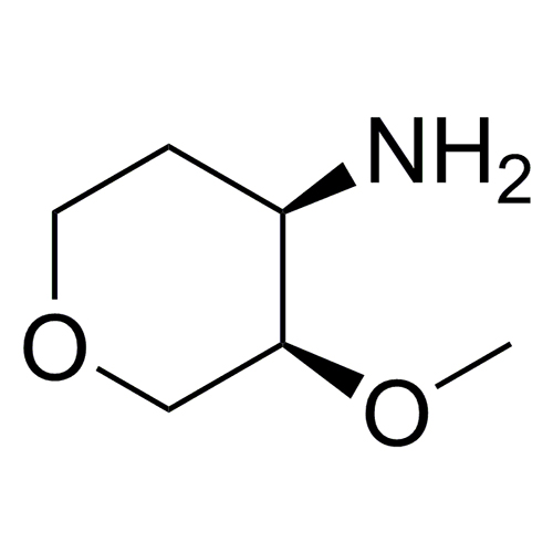 cis-4-amino-3-(methoxy)tetrahydropyran