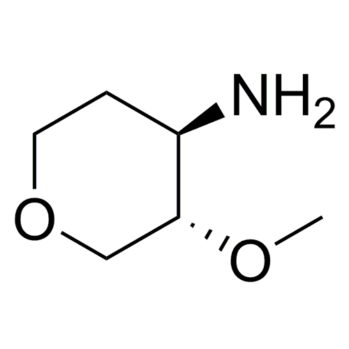 (3S,4R)-3-methoxyoxan-4-amine