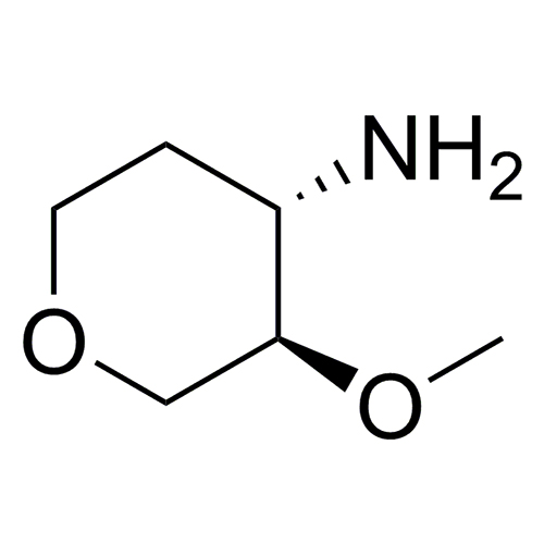 (3R,4S)-3-methoxyoxan-4-amine