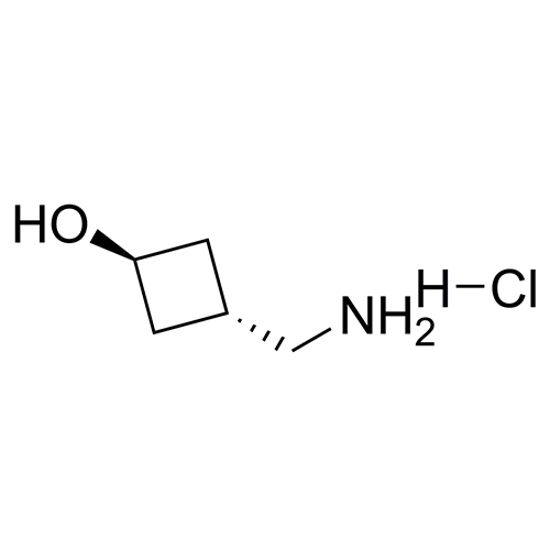 trans-3-(aminomethyl)cyclobutanol hydrochloride