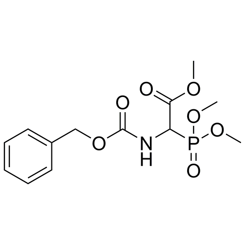 methyl 2-{[(benzyloxy)carbonyl]amino}-2-(dimethoxyphosphoryl)acetate
