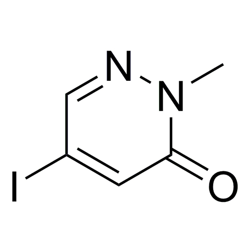 5-iodo-2-methyl-2,3-dihydropyridazin-3-one