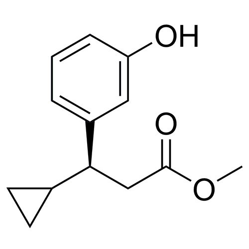 methyl (S)-3-cyclopropyl-3-(3-hydroxyphenyl)propanoate