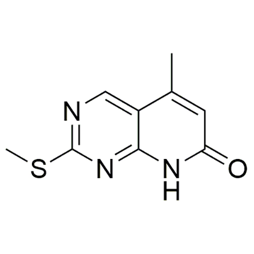 5-methyl-2-(methylsulfanyl)-7H,8H-pyrido[2,3-d]pyrimidin-7-one