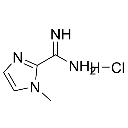 1-methyl-1H-imidazole-2-carboximidamide hydrochloride