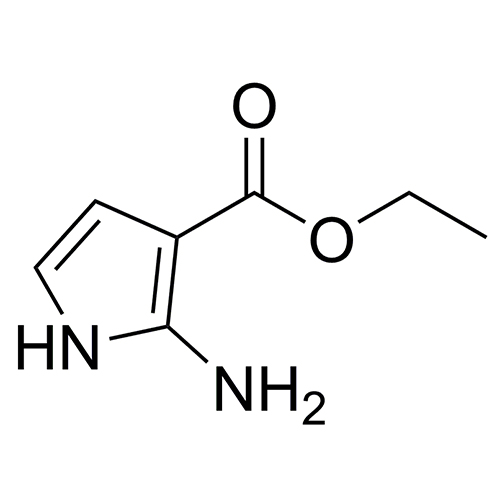 ethyl 2-amino-1H-pyrrole-3-carboxylate