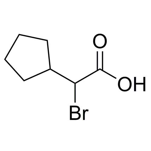 2-bromo-2-cyclopentylacetic acid