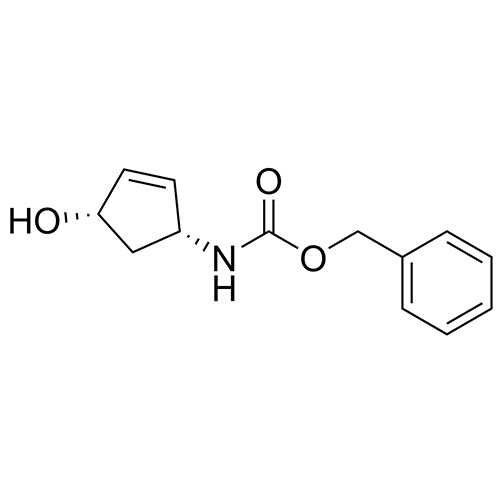 rel-benzyl ((1R,4S)-4-hydroxycyclopent-2-en-1-yl)carbamate
