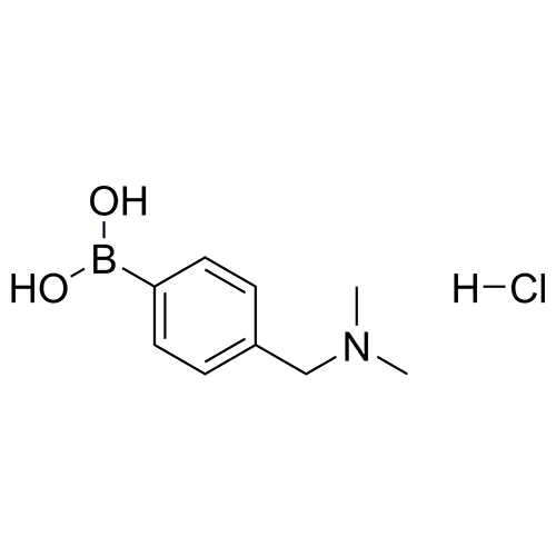 4-[(dimethylamino)methyl]phenylboronic acid hydrochloride