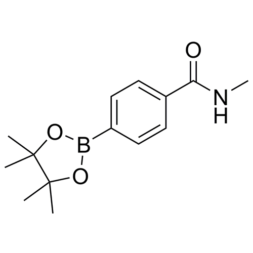 N-methyl-4-(4,4,5,5-tetramethyl-1,3,2-dioxaborolan-2-yl)benzamide
