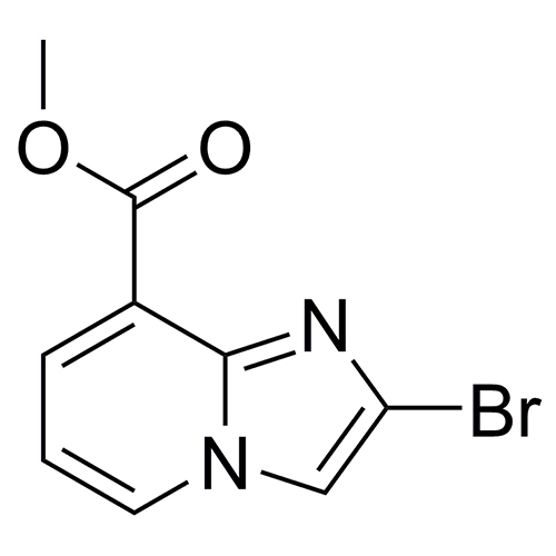 methyl 2-bromoimidazo[1,2-a]pyridine-8-carboxylate
