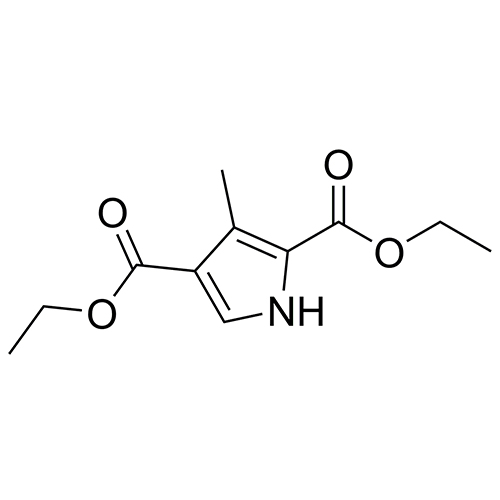2,4-diethyl 3-methyl-1H-pyrrole-2,4-dicarboxylate