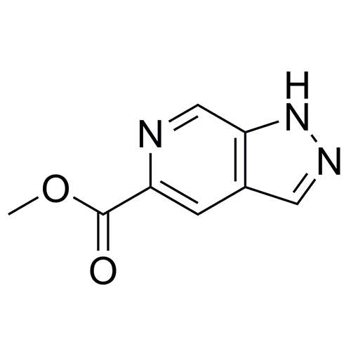 methyl 1H-pyrazolo[3,4-c]pyridine-5-carboxylate