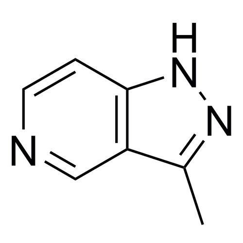 3-methyl-1H-pyrazolo[4,3-c]pyridine