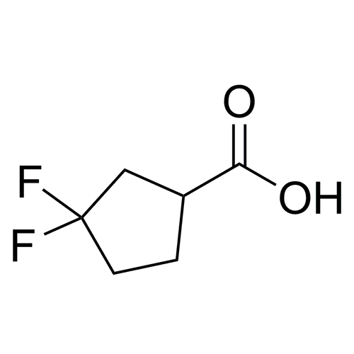 3,3-difluorocyclopentane-1-carboxylic acid