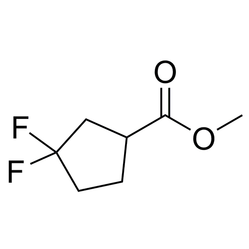 methyl 3,3-difluorocyclopentane-1-carboxylate