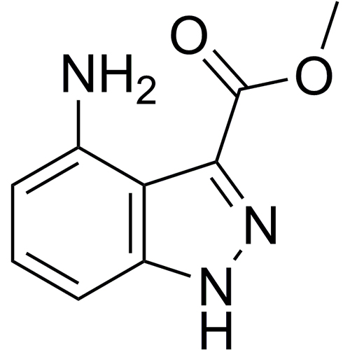 methyl 4-amino-1H-indazole-3-carboxylate