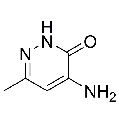 4-amino-6-methyl-2,3-dihydropyridazin-3-one