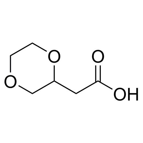 2-(1,4-dioxan-2-yl)acetic acid