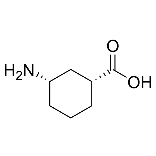 cis-3-aminocyclohexane-1-carboxylic acid