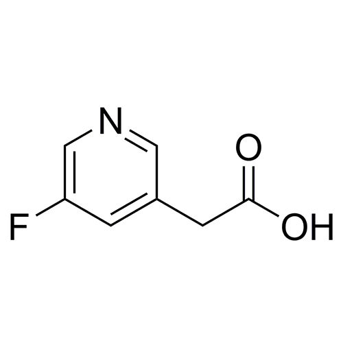 2-(5-fluoropyridin-3-yl)acetic acid