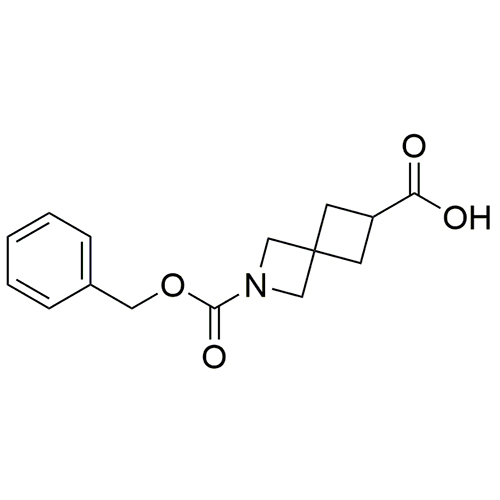 2-[(benzyloxy)carbonyl]-2-azaspiro[3.3]heptane-6-carboxylic acid