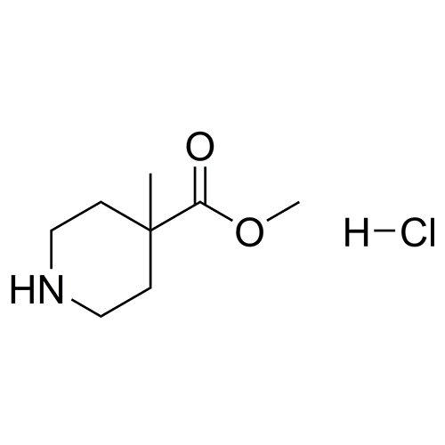 methyl 4-methylpiperidine-4-carboxylate hydrochloride