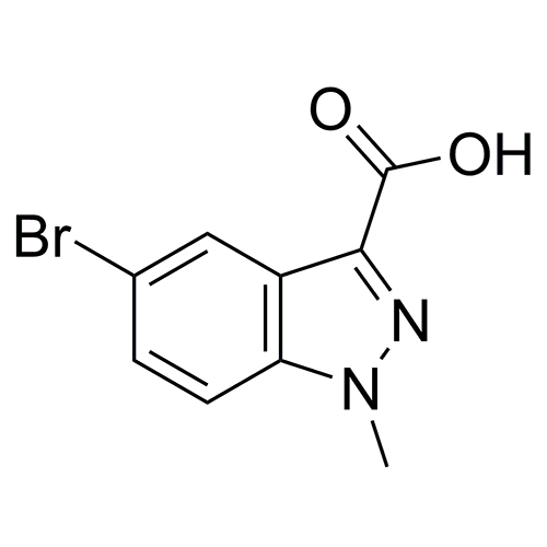 5-bromo-1-methyl-1H-indazole-3-carboxylic acid
