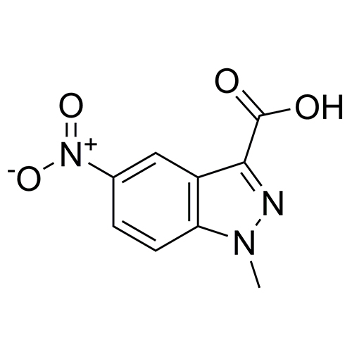 1-methyl-5-nitro-1H-indazole-3-carboxylic acid