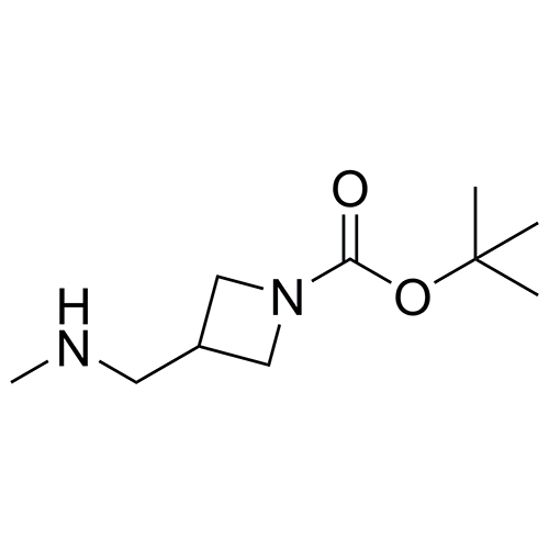 tert-butyl 3-[(methylamino)methyl]azetidine-1-carboxylate