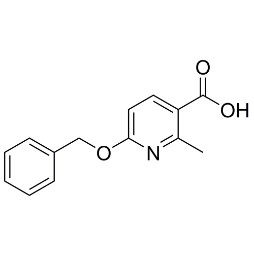 6-(benzyloxy)-2-methylpyridine-3-carboxylic acid