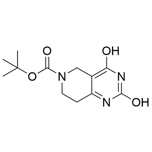 tert-butyl 2,4-dihydroxy-5H,6H,7H,8H-pyrido[4,3-d]pyrimidine-6-carboxylate